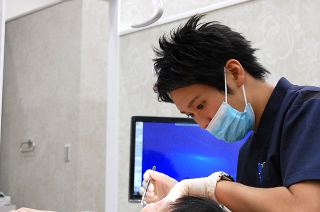 エムズ歯科コピオインプラントについて歯科口腔外科のドクターが治療