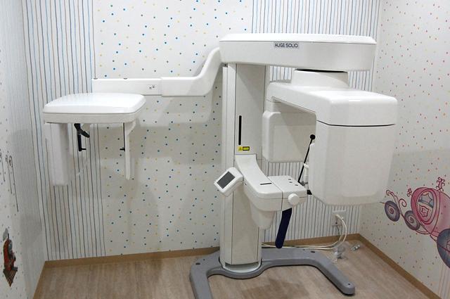 先進医療機器 CTレントゲン エムズ歯科コピオ